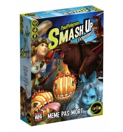 Smash Up : Même pas Mort !