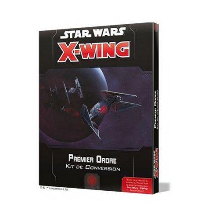 [Star Wars X-Wing 2.0] Kit de Conversion Premier Ordre