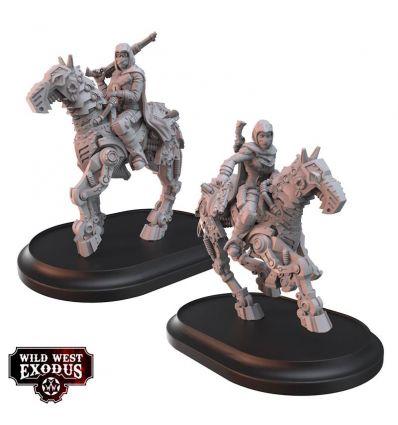 [Wild West Exodus] Confederate Blackhoof Scouts