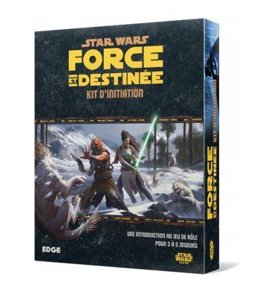 Star Wars JDR : Kit D'Initiation Force et Destinée