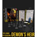 The Leage of Assassins : Demon's Heir