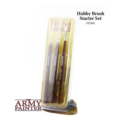 [Army Painter] Brush Starter Set