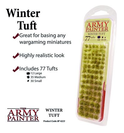 [Army Painter] Winter Tuft