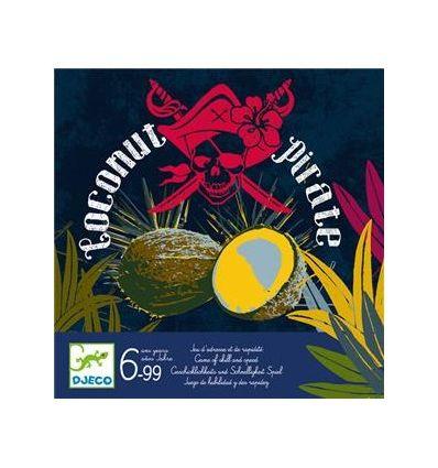 [Djeco] Coconut Pirate