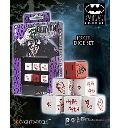 [Batman MG] Joker Dice Set (ACC0032)
