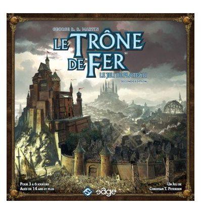 Trône de Fer (Le) - Le Jeu de Plateau (2e éd.)