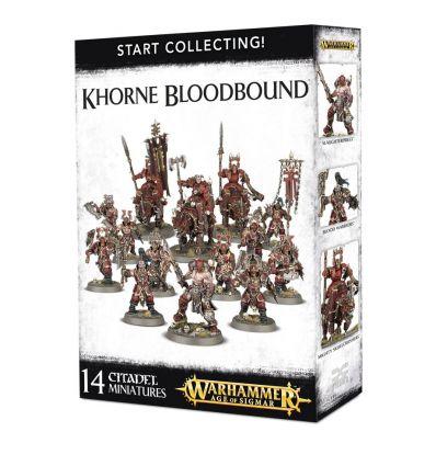 [Khorne Bloodbound] Start Collecting