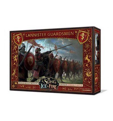 [Le Trône de Fer] Gardes Lannister