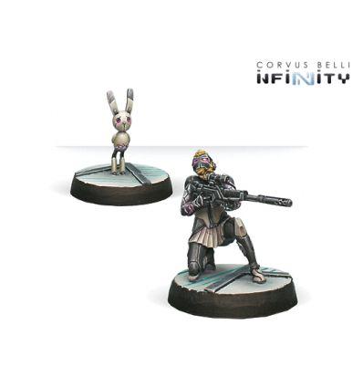 [Infinity] Atalanta, Agêma's NCO & Spotbot