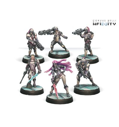 [Infinity] Starter Aleph : The Steel Phalanx Sectorial