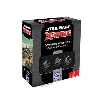 [Star Wars X-Wing 2.0] Serviteurs de la Lutte (Séparatistes)