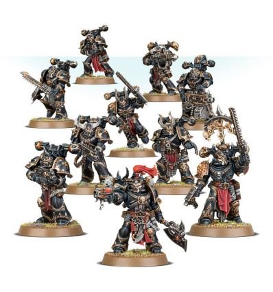 [Space Marines du Chaos] Chaos Space Marines