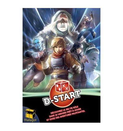 D- Start
