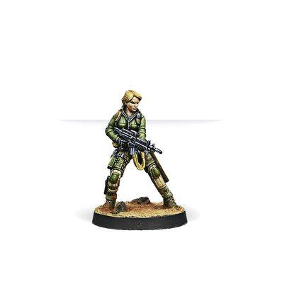 [Infinity] 6th Airborne Ranger Reg. (Molotok)