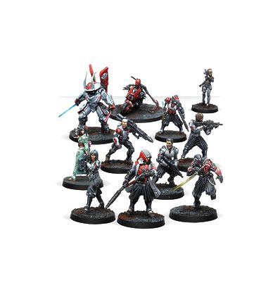 [Infinity] JSA Sectorial Army Pack