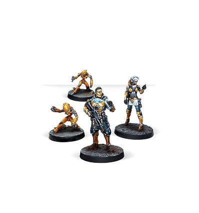 [Infinity] Yu Jing Support Pack