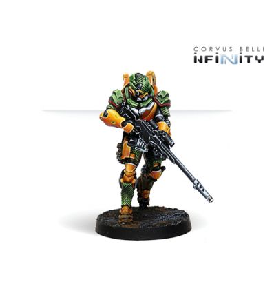 [Infinity] Hâidào Special Support Group (MULTI Sniper Rifle)