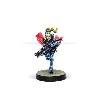 [Infinity] Jeanne d'Arc 2.0 (Mobility Armor)(SPITFIRE)