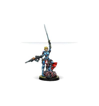 [Infinity] Jeanne d´Arc (MULTI Rifle)