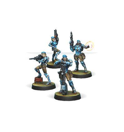 [Infinity] Fusiliers Pan Oceanien