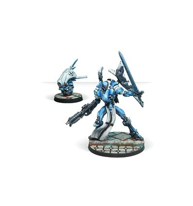 [Infinity] Seraphs, Military Order Armored Cavalry