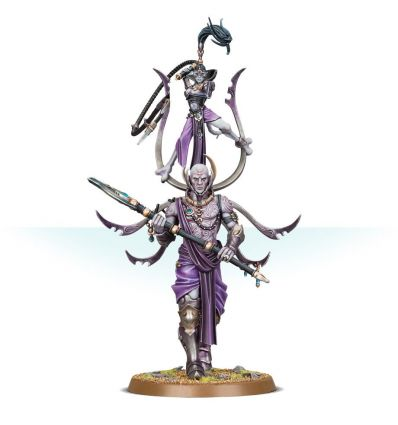 [Slaanesh] Syll'Esske: The Vengeful Allegiance