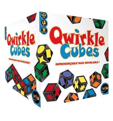 Qwirckle Cubes