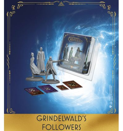 [Harry Potter] Grindelwald's Followers